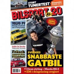 Bilsport nr 20 2007