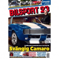 Bilsport nr 23 2010