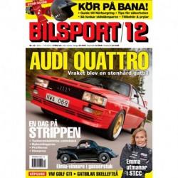 Bilsport nr 12 2014