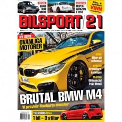Bilsport nr 21 2015