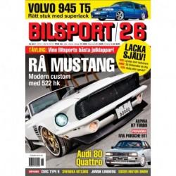 Bilsport nr 26 2015