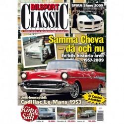 Bilsport Classic nr 12 2009
