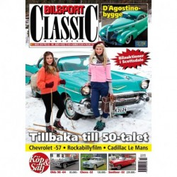 Bilsport Classic nr 3 2014