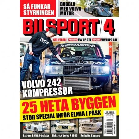 Bilsport nr 4 2018